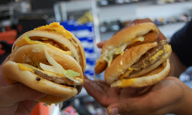 Why McDonald's 'McGangBang' Is Free From Calorie-Count ...
