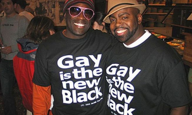 Gay is not the new black
