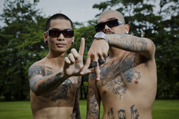 What To Watch Bangkok S Mexican Gangsters Hangin